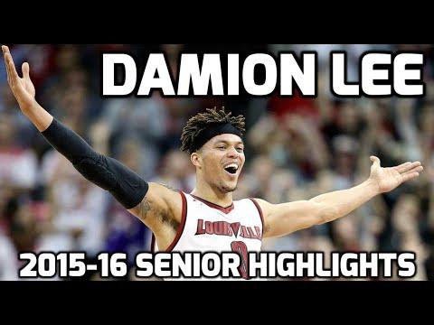 Damion Lee 2015-16 Senior Highlights (HD)