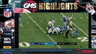 N-F-L Week 13 Complete HD Highlights - Los Angeles Rams vs Detroit Lions