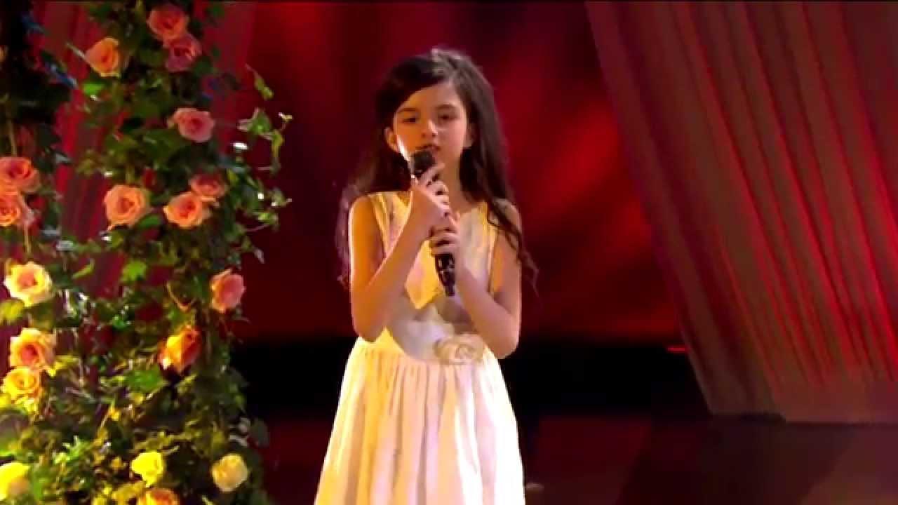 Amazing Eight Year Old Angelina Jordan Wins Norway S Got