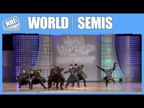 Philippine Allstars - Philippines (Adult) @ HHI's 2013 World Hip Hop Dance Championship