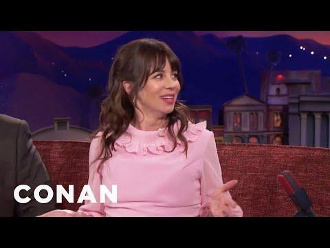 Natasha Leggero: It Sucks Being Pregnant  - CONAN on TBS