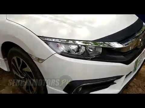Honda Civic F1 Style Body Kit Thailand