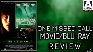 ONE MISSED CALL (2003) - Movie/Blu-ray Review (Arrow Video)