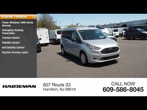2019 Ford Transit Connect Wagon Hamilton NJ A19114