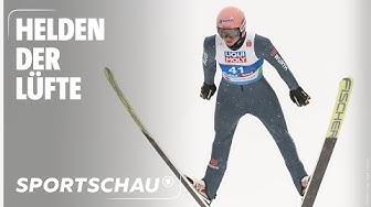 Skisprung-WM: Eisenbichler und Geiger holen Gold&Silber - die Entscheidung | Sportschau