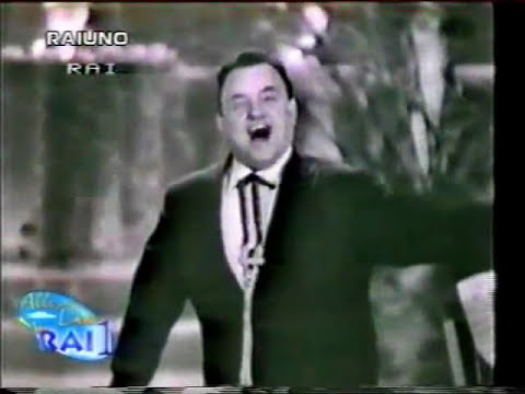 Luciano Tajoli vince il Festival di Sanremo con Al di là