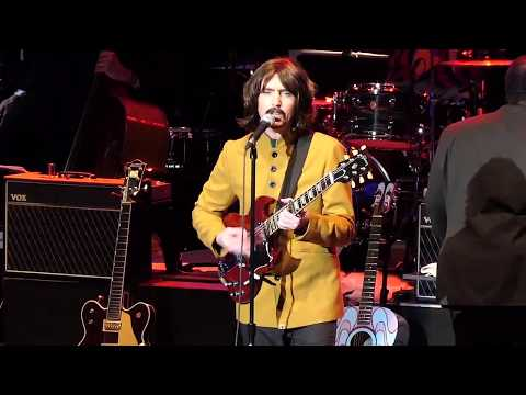 """THE FAB FOUR (Beatles Tribute Band) : """"It's Only a Northern Song"""" : OC FAIR Costa Mesa (Aug 4, 2018)"""