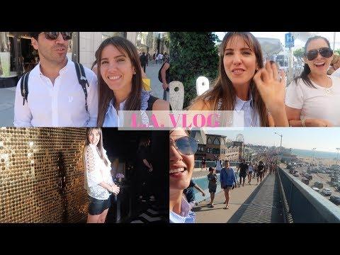 2do Día en L.A.// Fiesta TOP, Descubriendo Santa Monica, Turisteando | Peace and Vogue