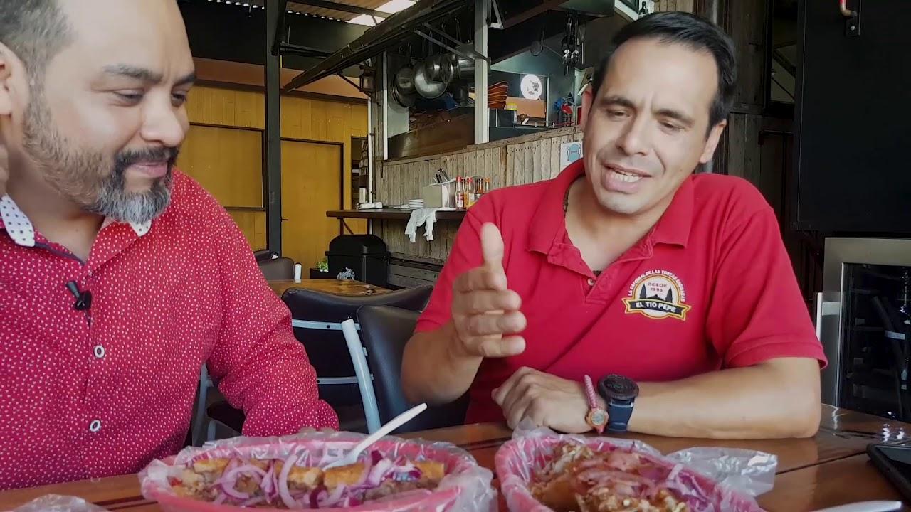 De visita en Tacos y tortas Tio Pepe | Guía Gastronómica GCT