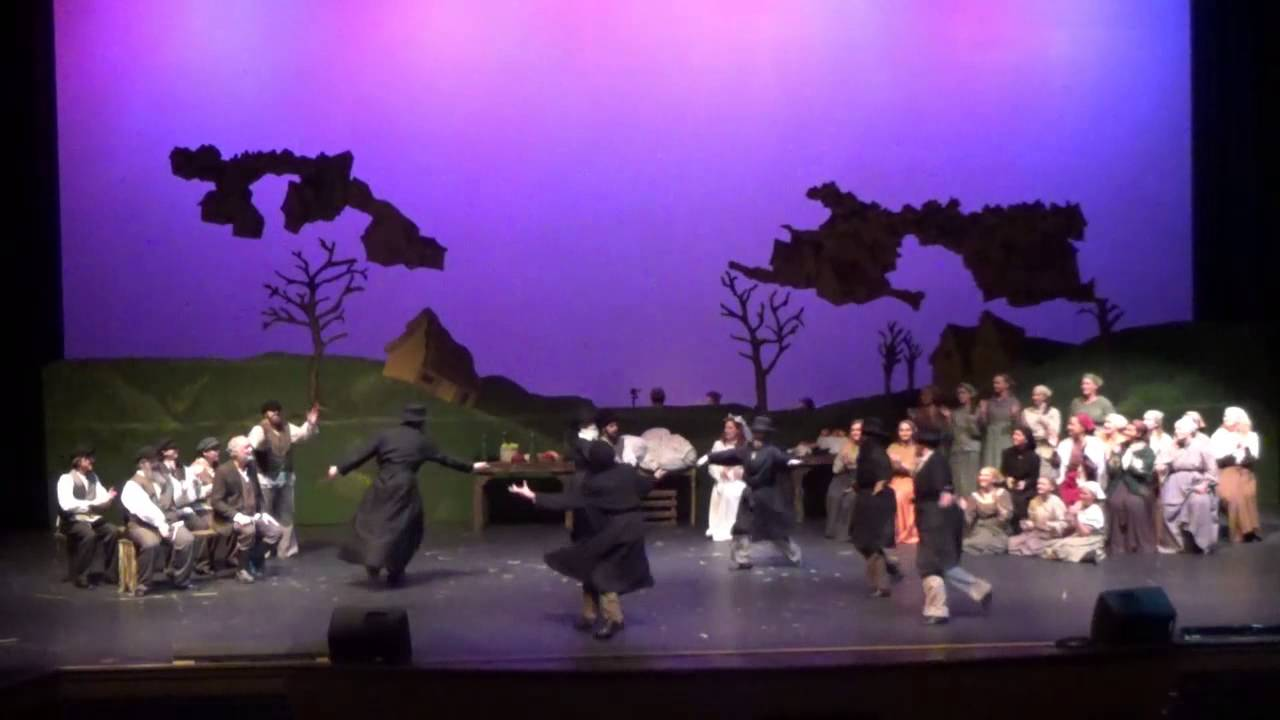 Fiddler On The Roof (2015)
