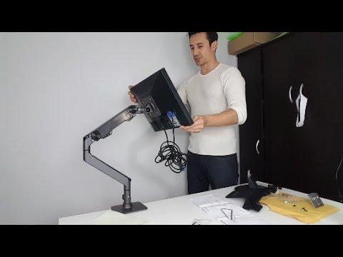 Height Adjustable Monitor Mount Buzzpls Com