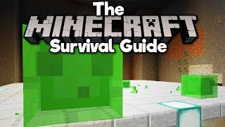 How To Build A Slime Farm! ▫ The Minecraft Survival Guide (Tutorial Lets Play) [Part 60]