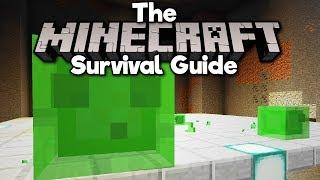 Slime Çiftliği Kurmak İçin Nasıl! (Öğretici Çalabilirsiniz) ▫ Minecraft Hayatta Kalma Rehberi [Bölüm 60]