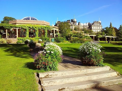 Places to see in ( Yorkshire - UK ) Valley Gardens