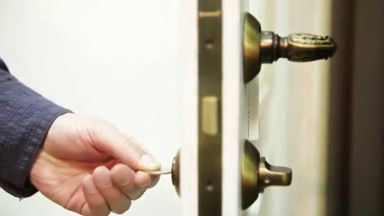 Как выбрать ручки и замки для двери? Правильный подбор замков и ручек, виды и принцип работы