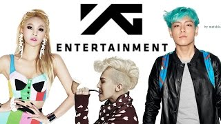 YG ENTERTAINMENT/ TRAINEES- Facts | ItsPan