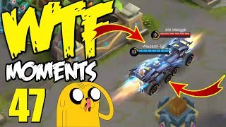 Mobile Legends WTF | Funny Moments 47