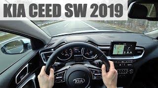 2019 Kia Ceed SW 1.4 T-GDI, 4K POV TEST: Kombi jak má být!