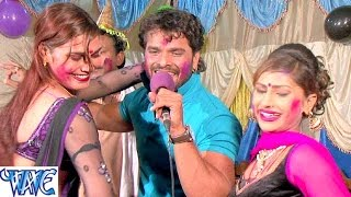 ब गनव ऐ ज ज ह ई न फर ई    aai na lagali    khesari lal    bhojpuri hot holi song 2016 new