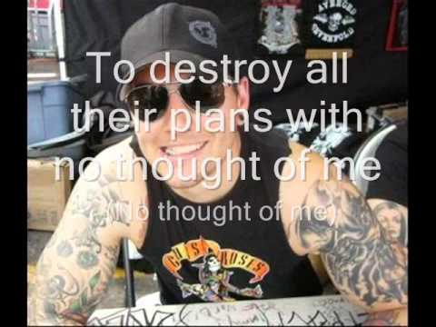Avenged Sevenfold-M.I.A. lyrics