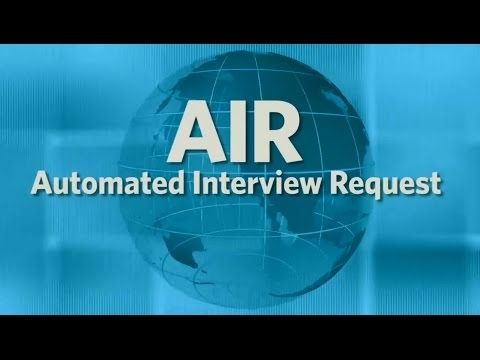 Schedule an Interview with a Patent Examiner