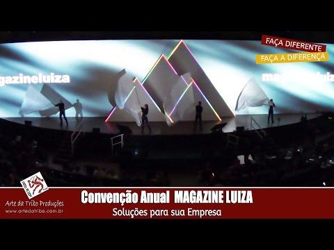 MAGAZINE LUIZA - Convenção Anual - Show de Abertura