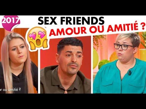 INEDIT - C'est mon choix (Replay) - Sex friends : amour ou amitié ?