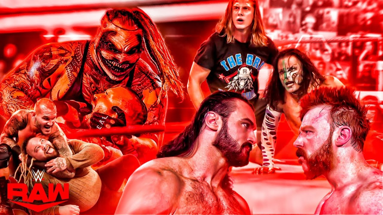 Download WWE RAW 7 DICIEMBRE 2020 REVIEW 🔥