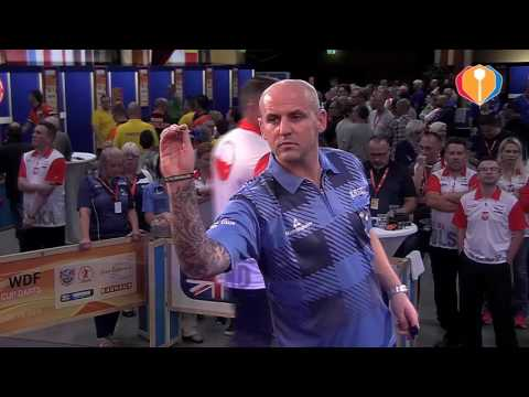 WDF Europe Cup Darts 2016 - Poland-Scotland (Men's Teams)