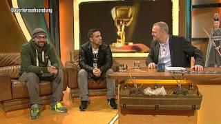 Stefan Raab disst Bushido und Sido dauerhaft - TV Total
