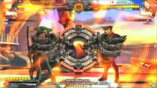 今回は2015年11月15日に行われた五井チャリGGXrdR週末大会後の野試合よ...