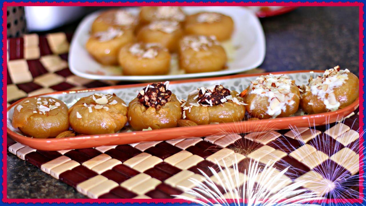 How to make balushahi badusha 3 different ways diwali indian how to make balushahi badusha 3 different ways diwali indian dessert recipe youtube forumfinder Images