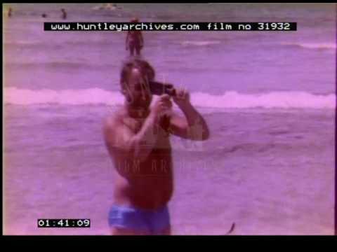 Summer Sun Holidays, 1980s - Film 31932