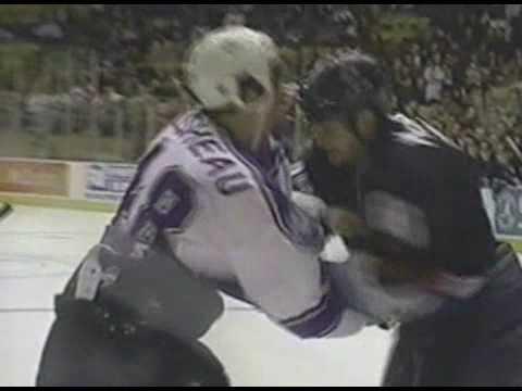 Chris McAllister vs Mark Visheau Dec 12, 1998