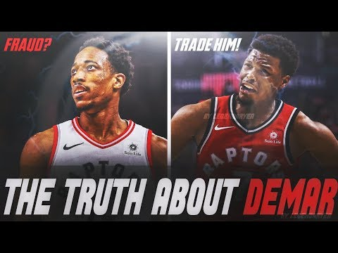 The CURIOUS CASE Of Demar Derozan