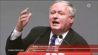 Oskar Lafontaine zur SPD GROKO und AfD