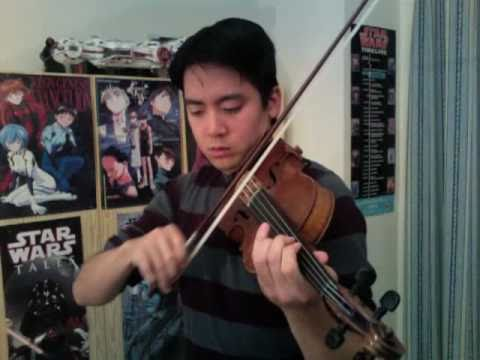 Young Frankenstein Theme on Violin