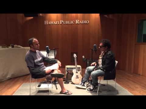 Journey guitarist Neal Schon interview with Honolulu, Hawaii radio host Dave Lawrence - part 1