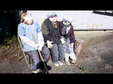 SCARIEST VILLAGE IN JAPAN - Scarecrow/Doll Village (人形村)| Shikoku Travel Guide
