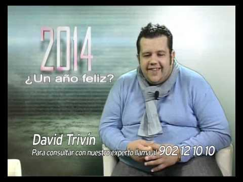 David Trivin Predicciones 2014 ¿2014: Un año feliz?