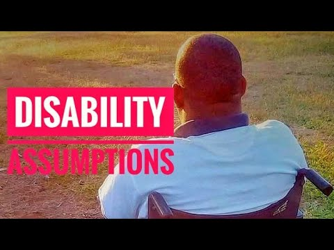 Top 10 Most Common Disability Assumptions & Misconceptions ...