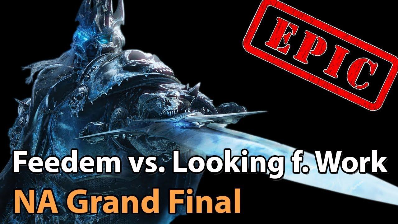 ► EPIC! Feedem vs. Looking for Work - NA Grand Final - HeroesHype - Heroes of the Storm Esports