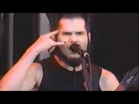 Static-X - Push It [Live from Ozzfest 2000] [720p]