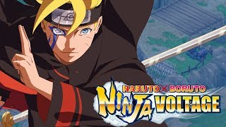 New Naruto Mobile Game!! | Naruto x Boruto Ninja Voltage First Impressions | iBeMaine