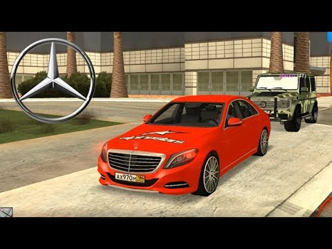 DRIFT Mercedes Benz W222 MTA Radmir