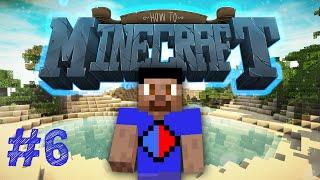 Minecraft SMP: HOW TO MINECRAFT #6 'SECRET TUNNEL!' with Vikkstar