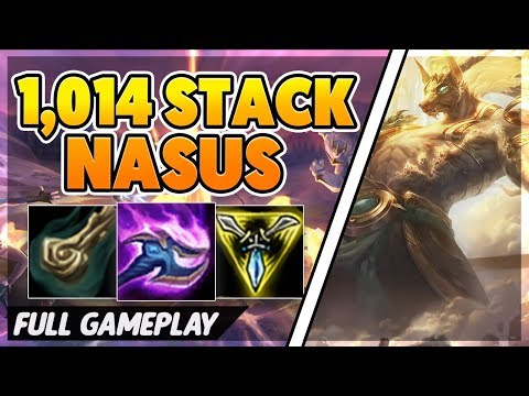 NEXUS BLITZ STACK RECORD (CRAZY DAMAGE) - BunnyFuFuu Full Gameplay