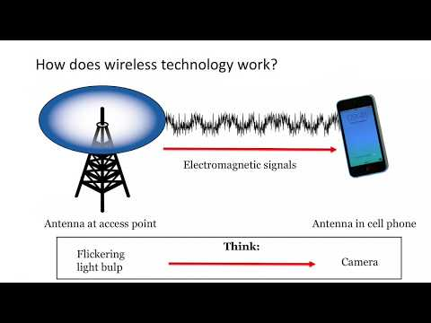 How will wireless 5G technology handle 1 000 times more data
