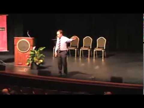 Business Week 2013 Keynote Address Part 1 - Stuart Schuette