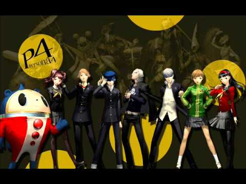 Persona 4 - Soundtrack